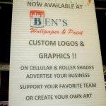 Custom Prints and Logos