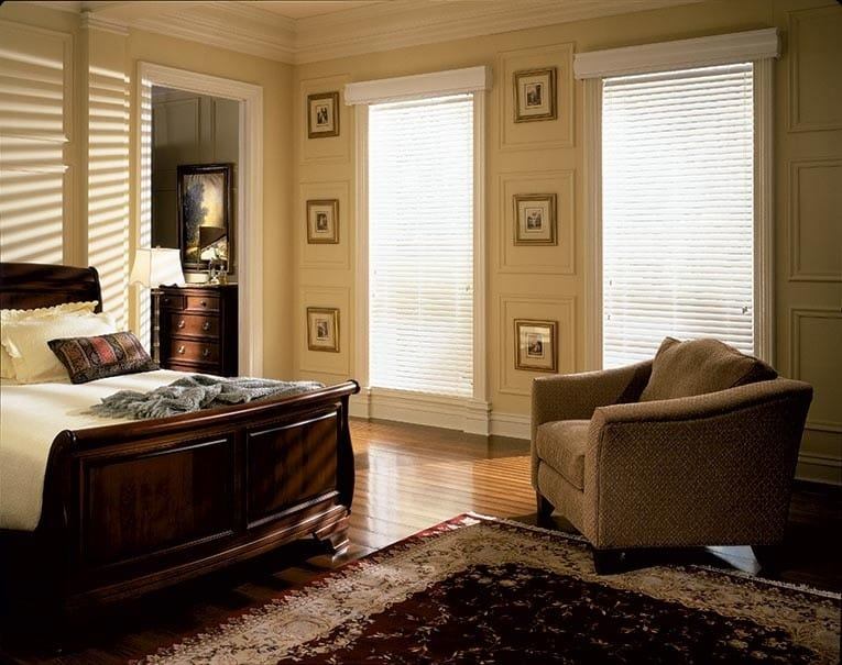 Softwood Or Faux Wood Blinds Colorado Springs Custom