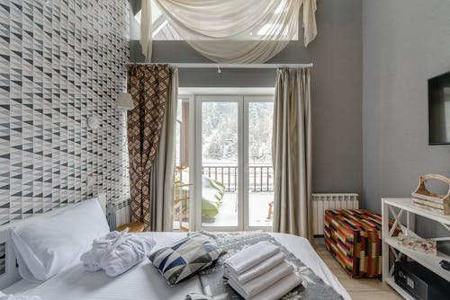 curtains trends 2021