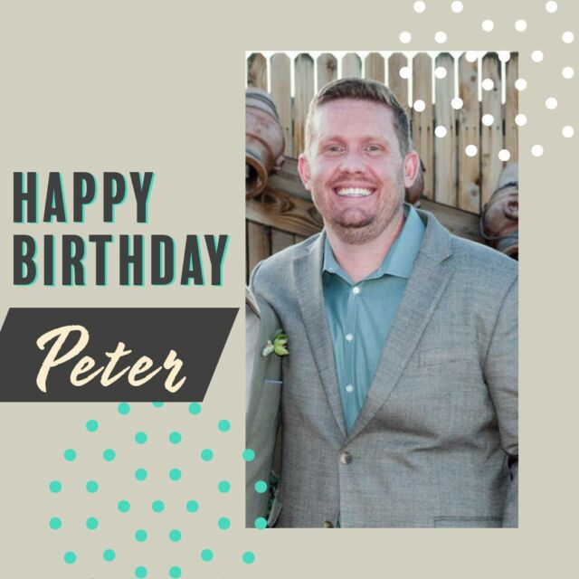 Happiest Birthday wishes to our fearless leader! Peter makes up one half of our husband-wife ownership team and started this company 10 years ago with the goal of providing his hometown the best quality window coverings at the best price. We hope you have a wonderful day! 🎉🎂🎉  #Colorado #ColoradoSprings #CSCustomBlinds #Blinds #Shutters #Shades #Home #HomeDecor #HomeImprovement #LocallyOwned #WindowCoverings #SmallBusiness #InteriorDesign #Realtor #Staging #NewHouse #HappyBirthday